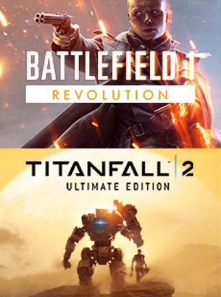 Battlefield Revolution 1 & Titanfall 2 Ultimate Bundle Origin Key GLOBAL