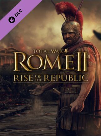Total War: ROME II - Rise of the Republic Campaign Pack Steam Key EUROPE