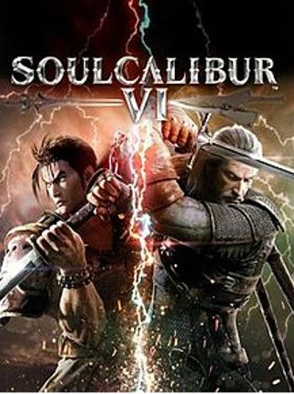 SOULCALIBUR VI Deluxe Edition Steam Key GLOBAL