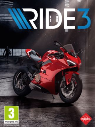 Ride 3 Steam Key GLOBAL