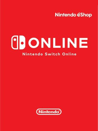 Nintendo Switch Online Individual Membership 12 Months EUROPE