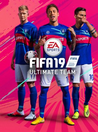 FIFA 19 Ultimate Team FUT PSN GERMANY 4600 Points