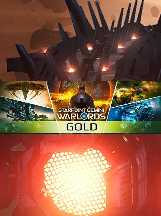 Starpoint Gemini Warlords Gold Pack Steam Key GLOBAL