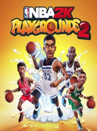 NBA 2K Playgrounds 2 Steam Key GLOBAL