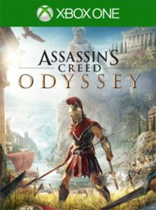 Assassin's Creed Odyssey Standard Edition XBOX LIVE Key XBOX ONE UNITED STATES