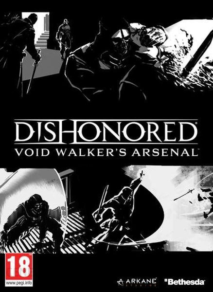 Dishonored: Void Walker's Arsenal Steam Key GLOBAL