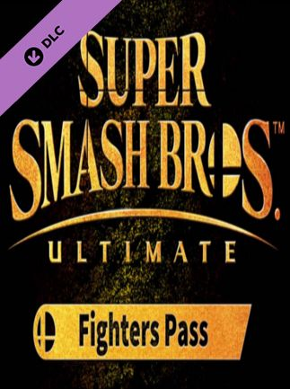 SUPER SMASH BROS. ULTIMATE Fighters Pass Nintendo Nintendo Switch Key EUROPE