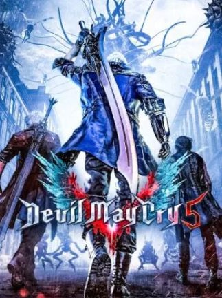 Devil May Cry 5 Standard Edition Steam Key EUROPE