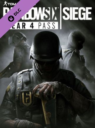 Tom Clancy's Rainbow Six Siege - Year 4 Pass XBOX LIVE XBOX ONE Key GLOBAL