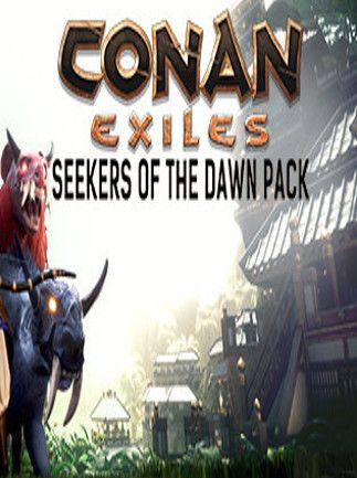 Conan Exiles - Seekers of the Dawn Pack Steam Key GLOBAL