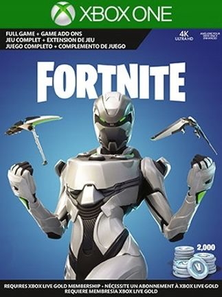 Fortnite Eon Skin Bundle XBOX LIVE Key XBOX ONE GLOBAL