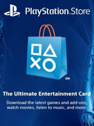 PlayStation Network Gift Card 1 000 RUB PSN Key RUSSIA