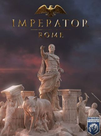 Imperator: Rome Deluxe Edition Steam Key GLOBAL