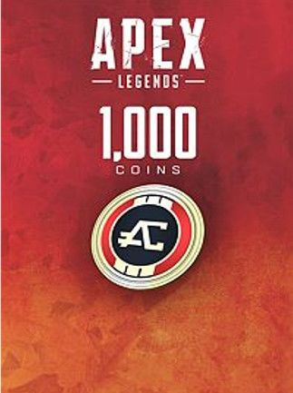 Apex Legends - Apex Coins Origin 1 000 Points GLOBAL