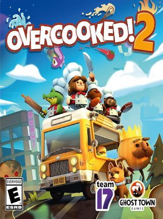 Overcooked! 2 Steam Key ASIA
