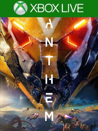 Anthem XBOX LIVE Key GLOBAL