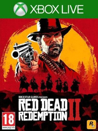 Red Dead Redemption 2 XBOX LIVE Key GLOBAL