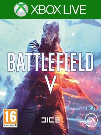 Battlefield V Deluxe Edition XBOX LIVE Key XBOX ONE EUROPE