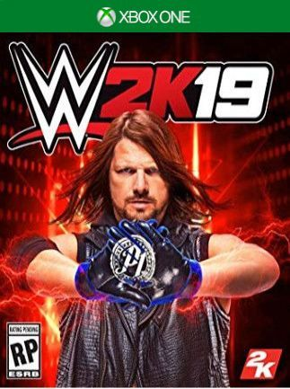WWE 2K19 XBOX LIVE Key Xbox One GLOBAL