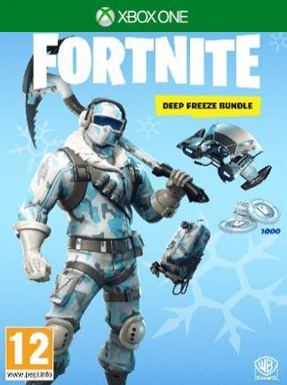 Fortnite Deep Freeze Bundle XBOX LIVE Key XBOX ONE GLOBAL