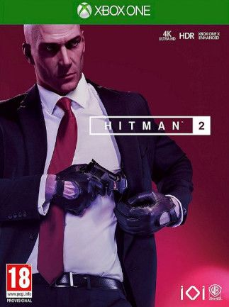 HITMAN 2 Standard XBOX LIVE Key Xbox One GLOBAL