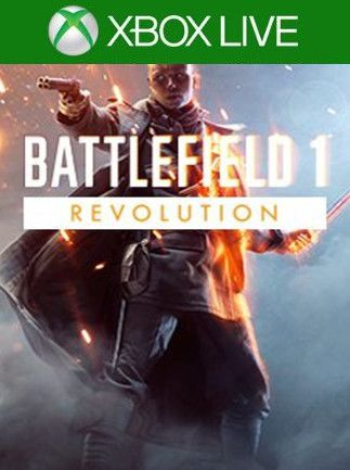 Battlefield 1 Revolution XBOX LIVE Key Xbox One GLOBAL
