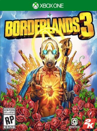 Borderlands 3 (Standard Edition) - Xbox One - Key (EUROPE)