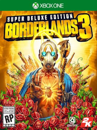 Borderlands 3 (Super Deluxe Edition) - Xbox One - Key (EUROPE)