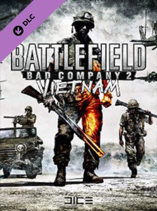Battlefield: Bad Company 2 Vietnam Origin Key GLOBAL