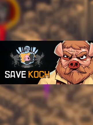 Save Koch Steam Key GLOBAL