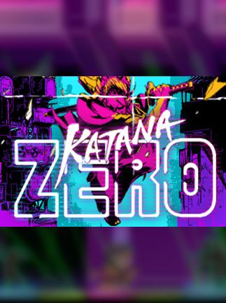Katana ZERO Steam Key GLOBAL