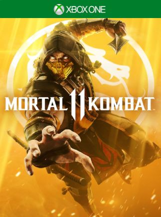Mortal Kombat 11 XBOX LIVE Key GLOBAL