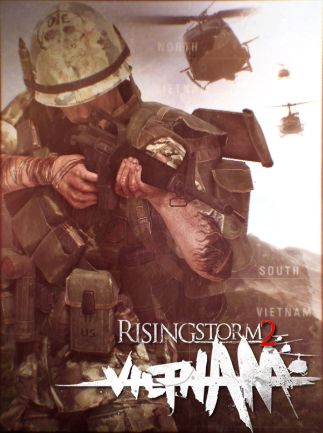 Rising Storm 2: Vietnam - Digital Deluxe Steam Key GLOBAL