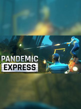 Pandemic Express - Zombie Escape Steam Key GLOBAL