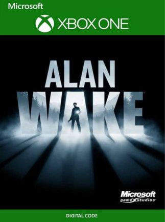 Alan Wake XBOX LIVE XBOX ONE Key GLOBAL