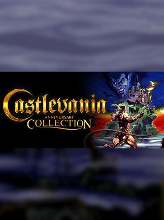 Castlevania Anniversary Collection Steam Key GLOBAL
