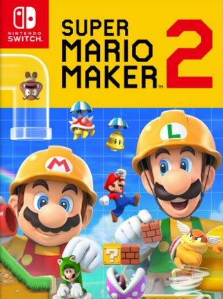 Super Mario Maker 2 Nintendo Key Nintendo Switch NORTH AMERICA