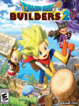 Dragon Quest Builders 2 Key Nintendo Switch EUROPE