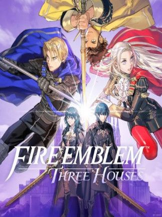 Fire Emblem: Three Houses Key Nintendo Switch EUROPE