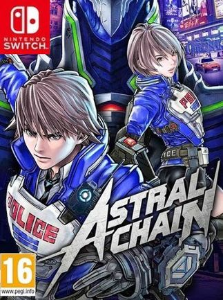 Astral Chain Nintendo Key Nintendo Switch EUROPE
