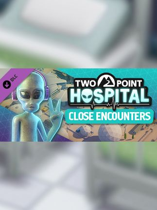 Two Point Hospital: Close Encounters - Steam - Key (EUROPE)