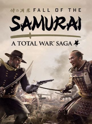 Total War: Saga - Fall of the Samurai Collection Steam Key GLOBAL