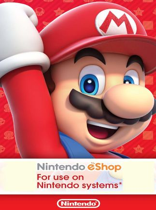 Nintendo eShop Card EUROPE 35 EUR Nintendo Key