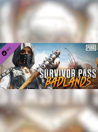 Survivor Pass: Badlands (PUBG DLC) - Steam - Key GLOBAL