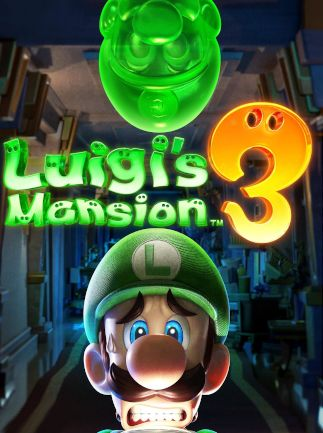 Luigi's Mansion 3 - Nintendo Switch - Key EUROPE