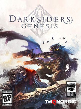 Darksiders Genesis - Steam - Key GLOBAL