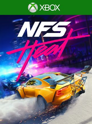 Need for Speed Heat (Standard Edition) - XBOX LIVE Xbox One - Key GLOBAL