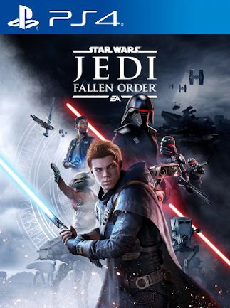 Star Wars Jedi: Fallen Order - PS4 - Key EUROPE