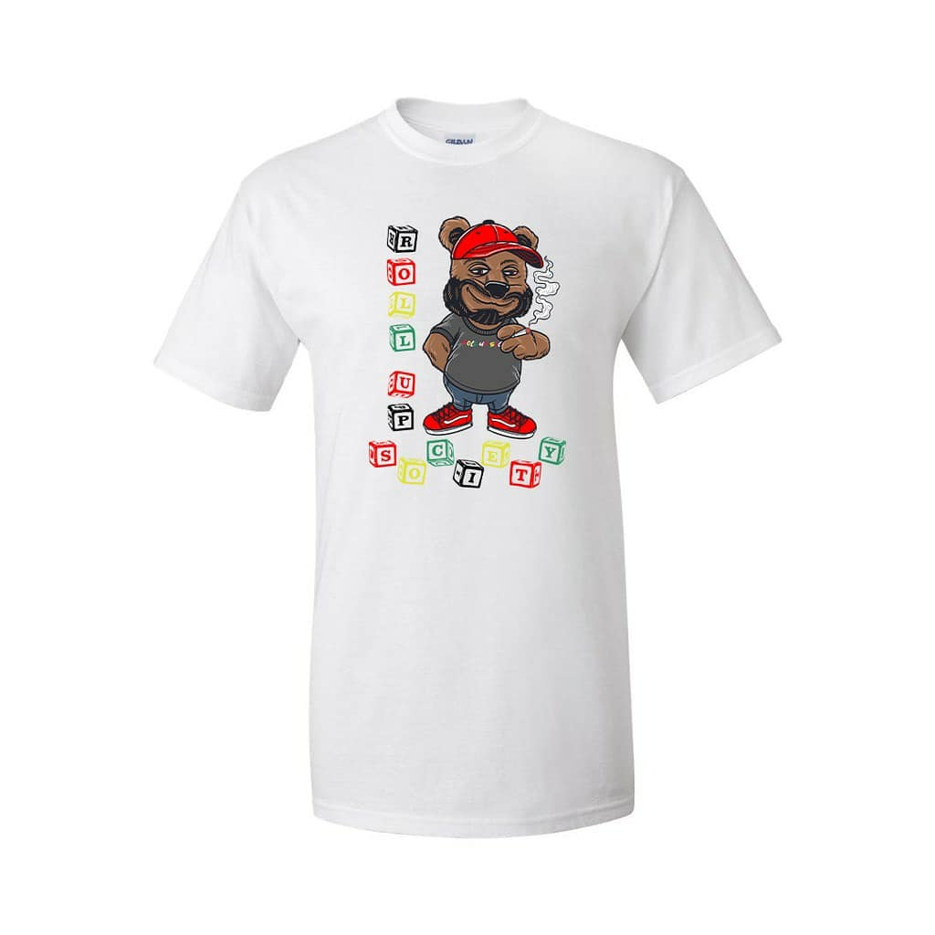 Blocks -n- Bear T-Shirt