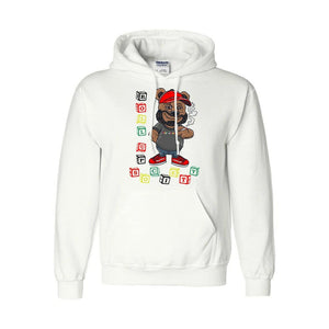 Block -n- Bear Hoodies